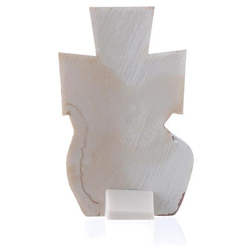 Bomboniera Matrimonio Croce S. Famiglia 12x7 cm 2