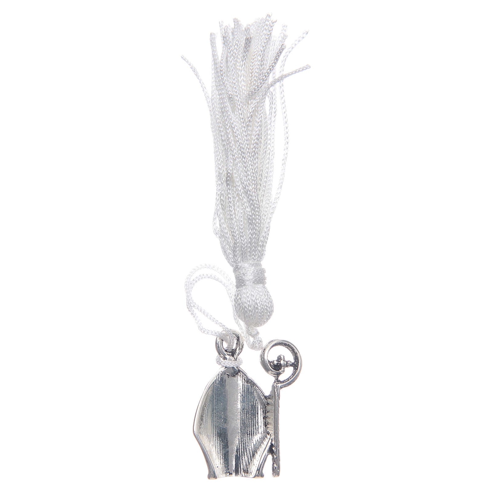 Confirmation memory Mitre with tassel 3