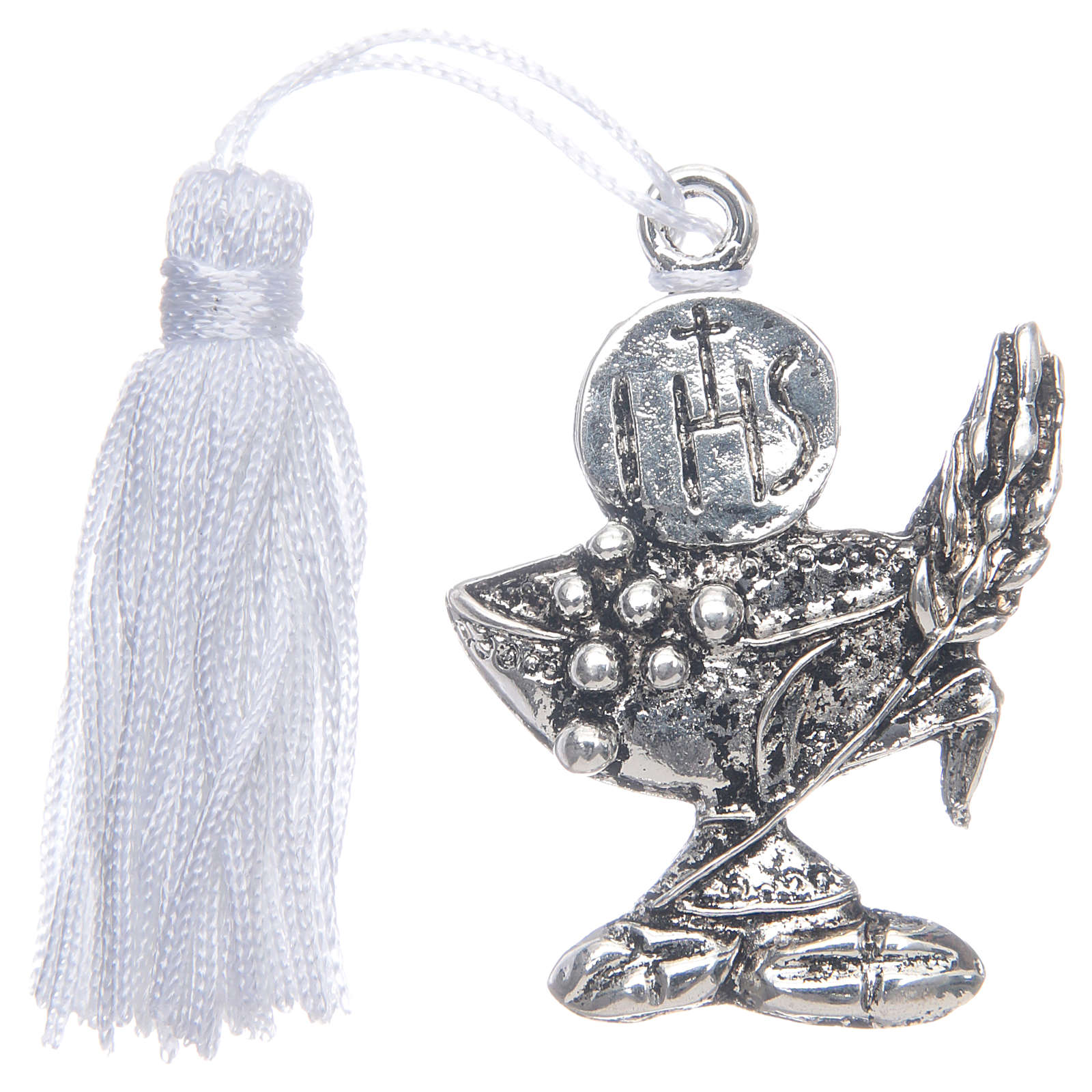 First Communion memory chalice with tassel 3