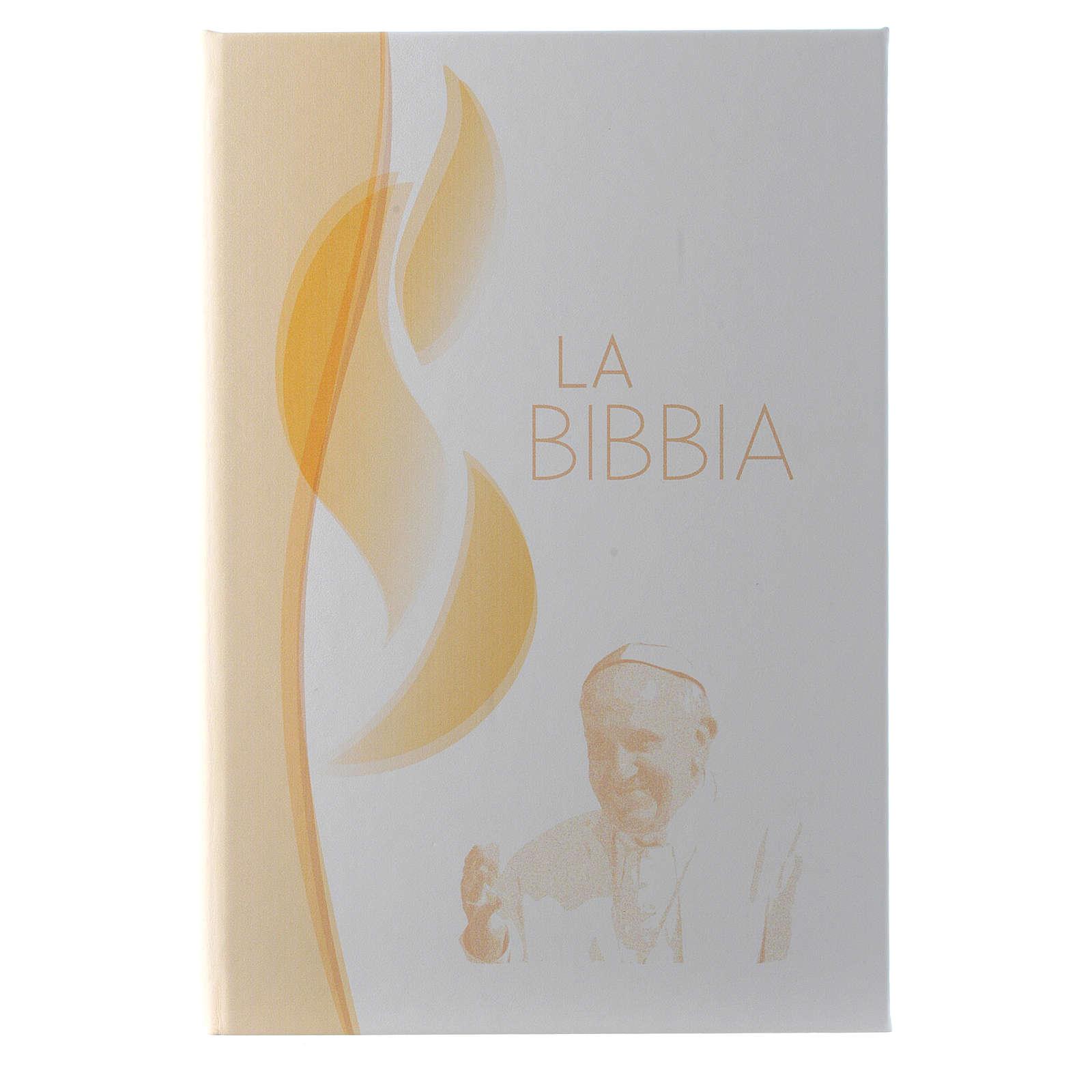 Bibbia in similpelle con astuccio e Madonna con Bambino in bilaminato argento 3