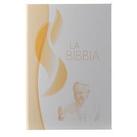 Bibbia in similpelle con astuccio e Madonna con Bambino in bilaminato argento s3