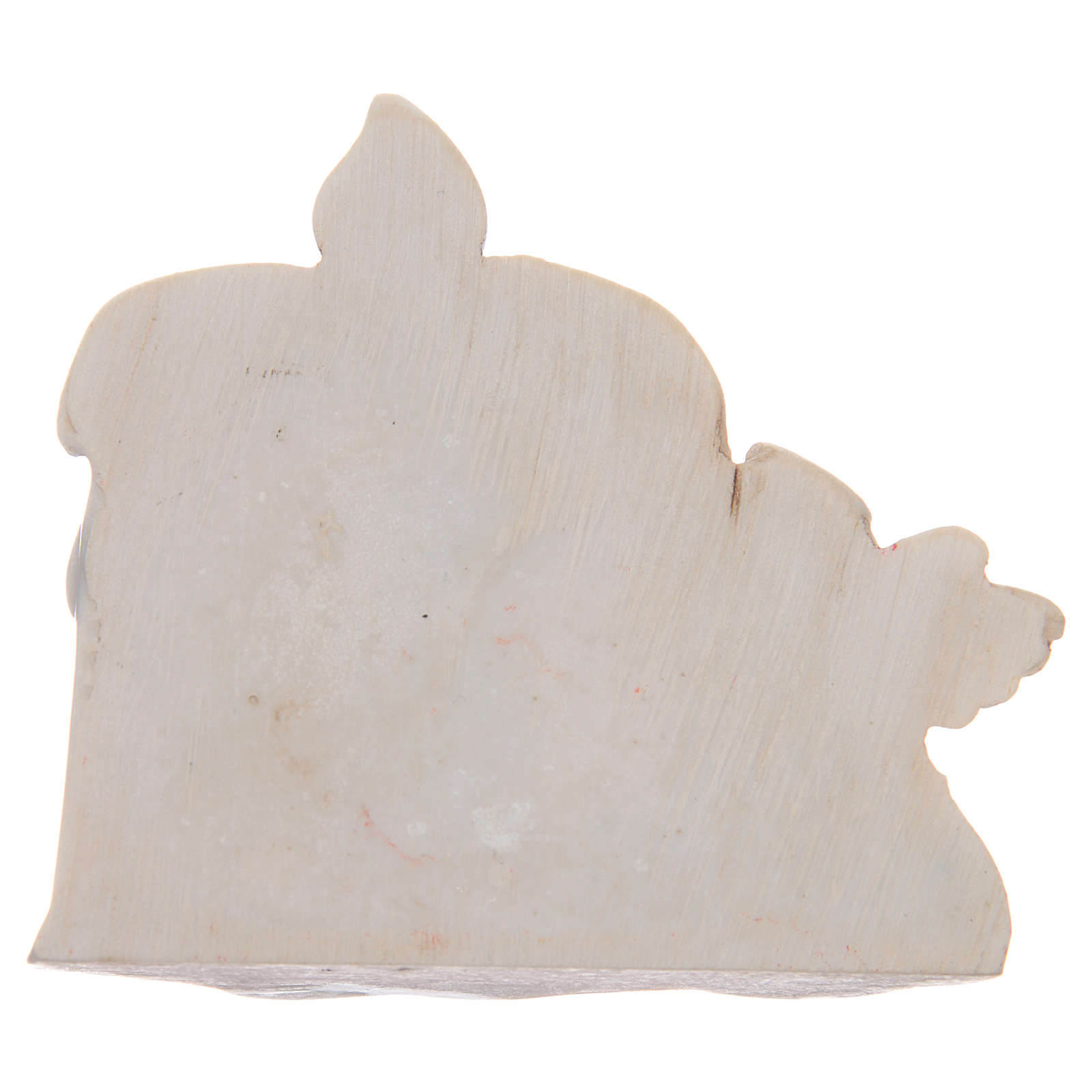First communion bombonniere angel candle for boy 3