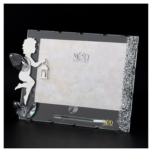 Idée cadeau porte-photo Ange lanterne 10x15 3