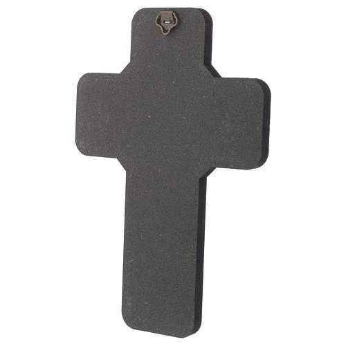 Croce icona Prima Comunione 10x15 3