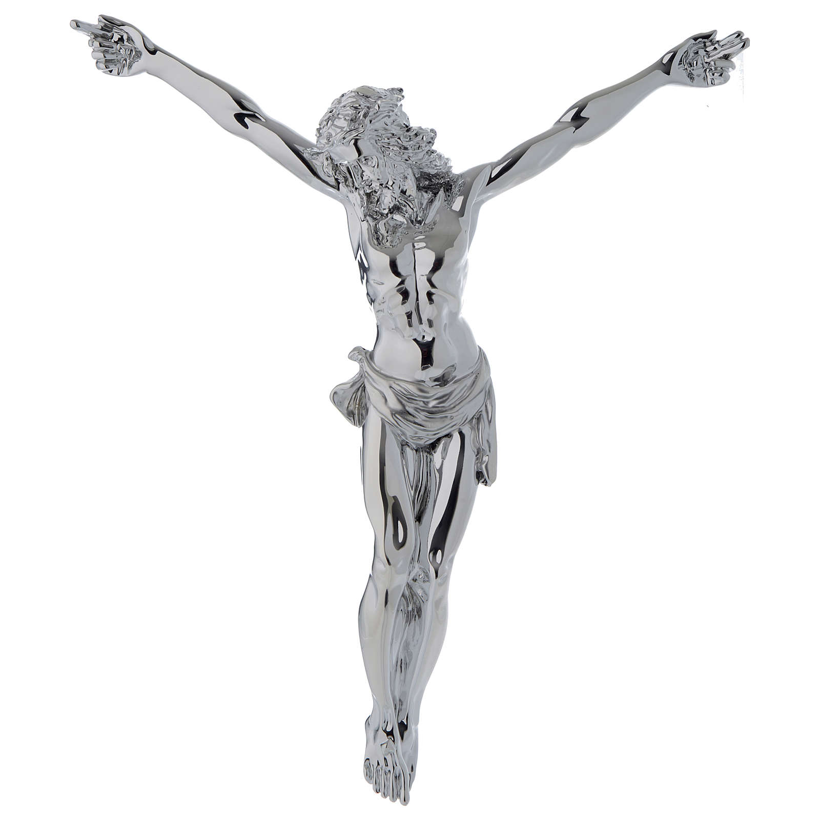 Body of Christ without cross 15x20 cm 3