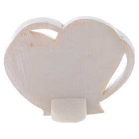 Heart shaped favor Holy Family 2 in s2
