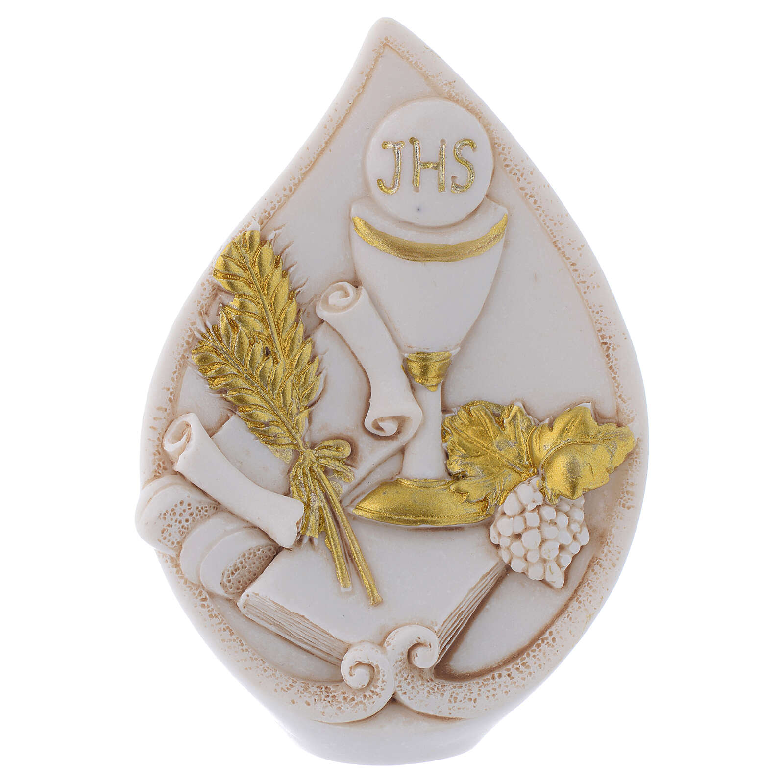 Holy Communion souvenir drop 4 in 3