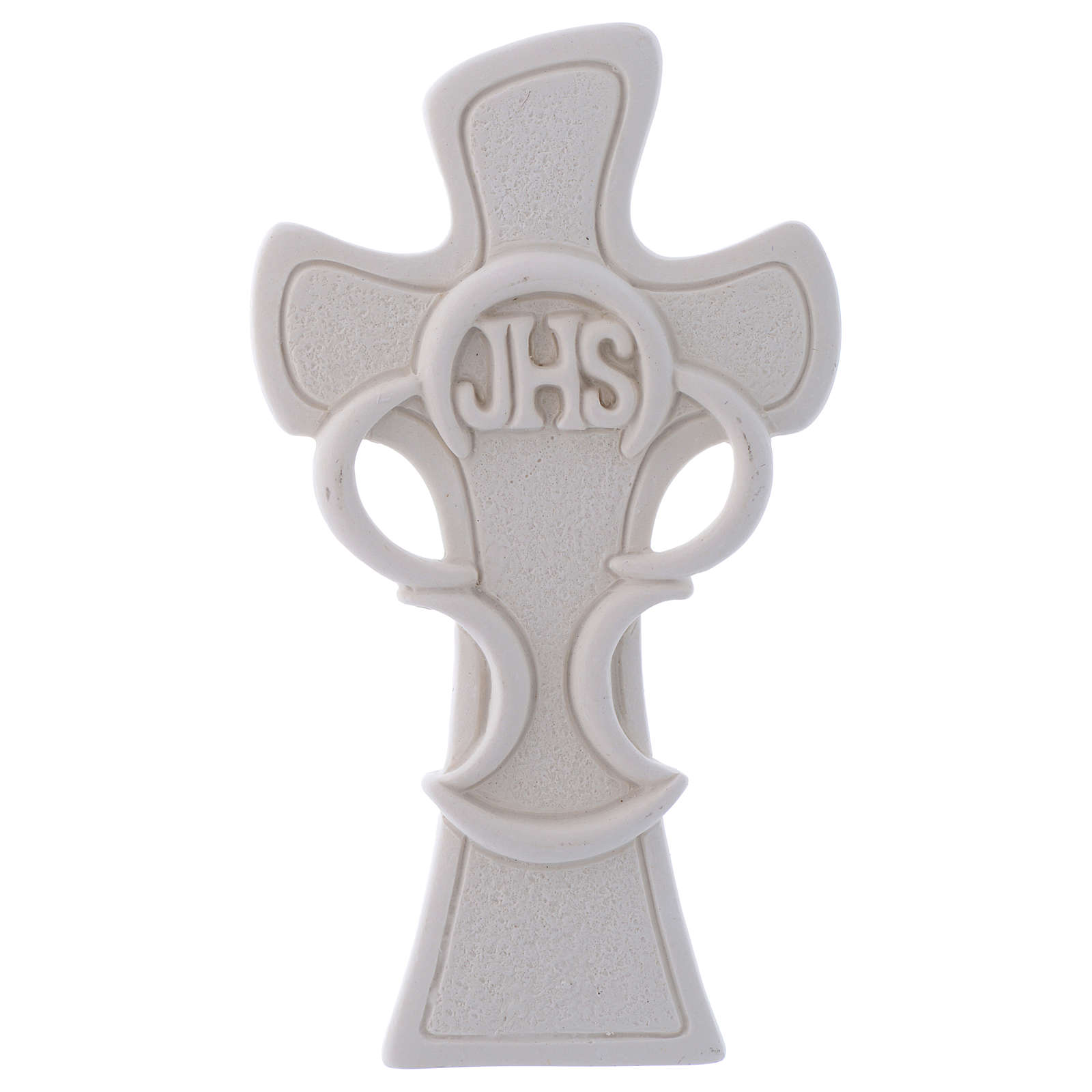 Religious Favour Cross And Ihs Symbol 95 Cm Online Sales On