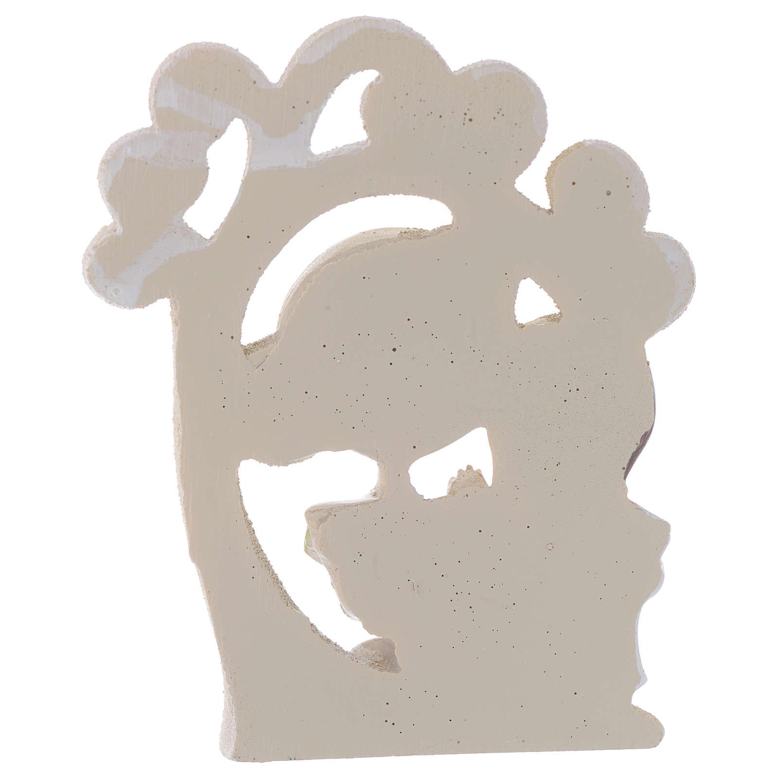 Bomboniera Comunione Albero della vita Bimbo 10 cm 3