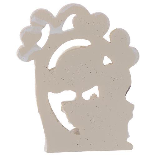 Bomboniera Comunione Albero della vita Bimbo 10 cm 2