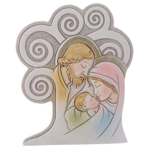 Religious souvenir Holy Family Tree 10 cm 1
