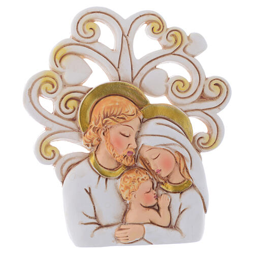 Holy Family with Tree as background 4 in 1