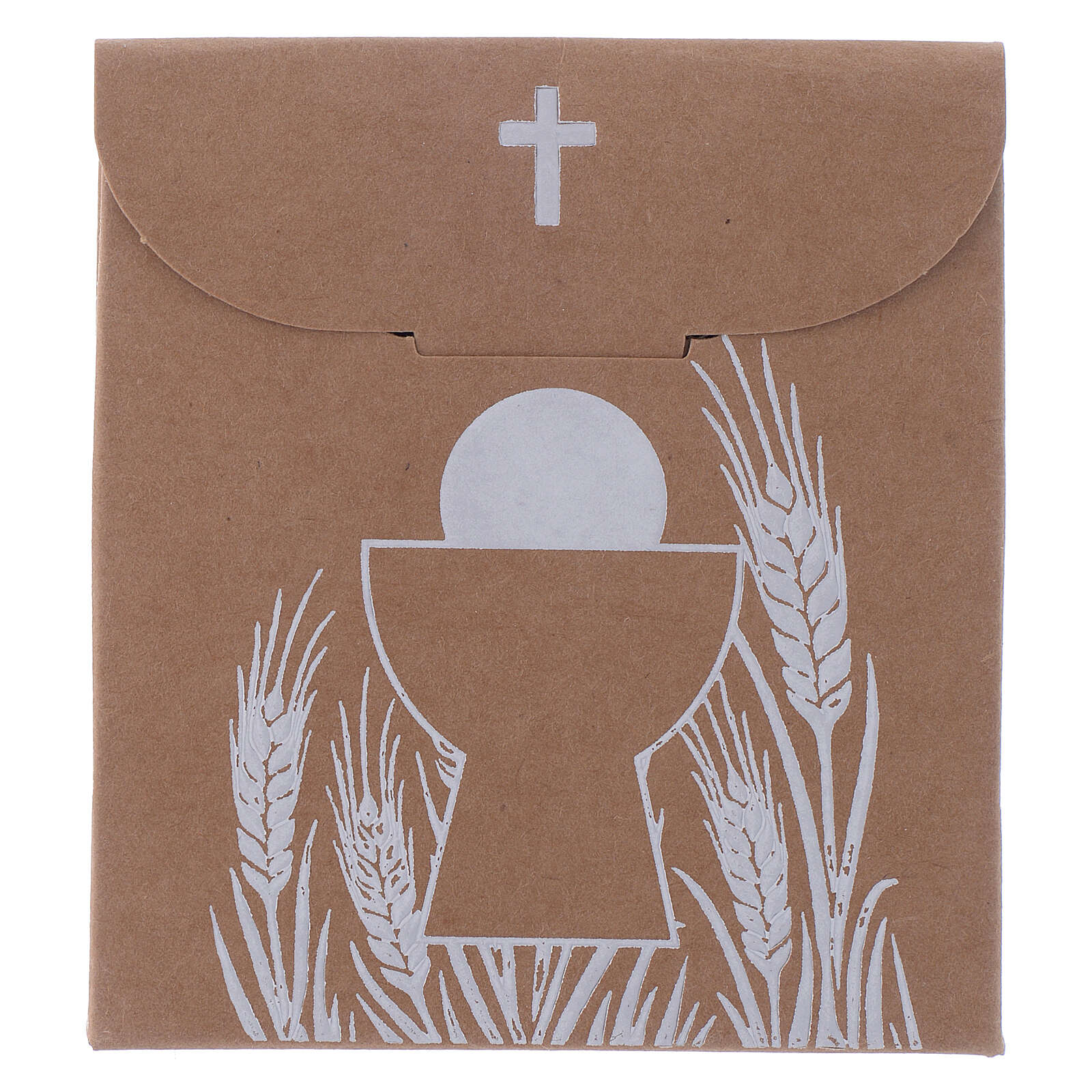 Communion gift box bag shape h 3.35 in 3