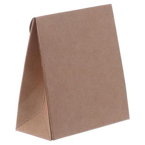 Communion gift box bag shape h 3.35 in 2