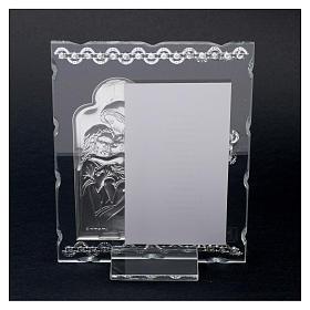 Quadretto con preghiera 15x10 cm s3