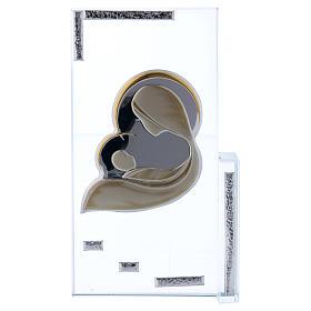 Idea regalo Maternidad estilizada 20x10 cm