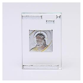 Bomboniera icona Cristo 10x5 cm s1