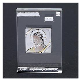 Bomboniera icona Cristo 10x5 cm s2