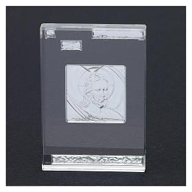 Bomboniera icona Cristo 10x5 cm s3