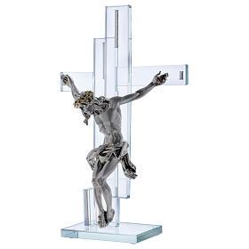 Crucifix idée-cadeau 35x20 cm s2