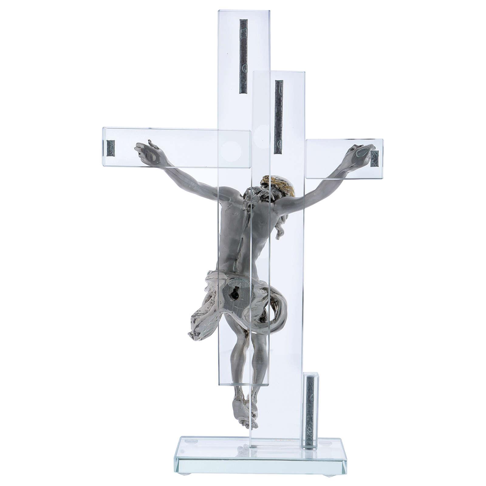 Crocefisso Idea regalo 35x30 cm 3