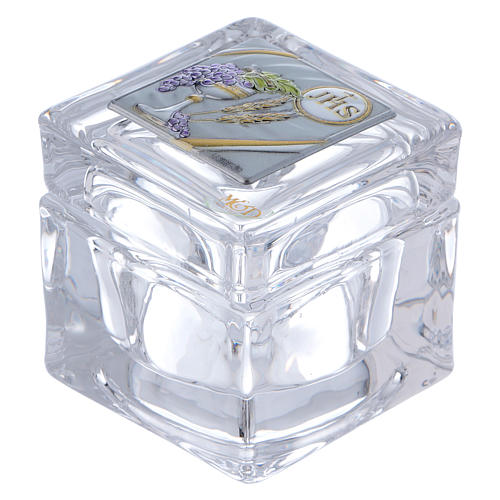 Party favour for Holy Communion box 5x5x5 cm 1