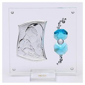Bonbonnière cadre Maternité 5x5 cm s1