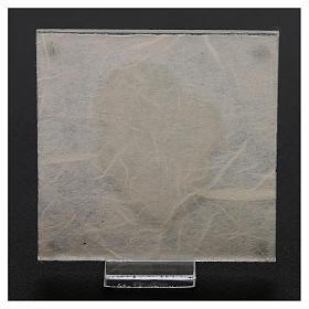 Bomboniera Comunione quadretto Albero della vita 10x5 cm s3