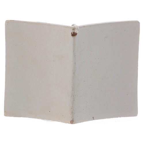 Bombonera diploma y birrete 7 cm libro 3