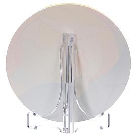 Souvenir baptême plexiglas diamètre 10 cm Centre Ave s2
