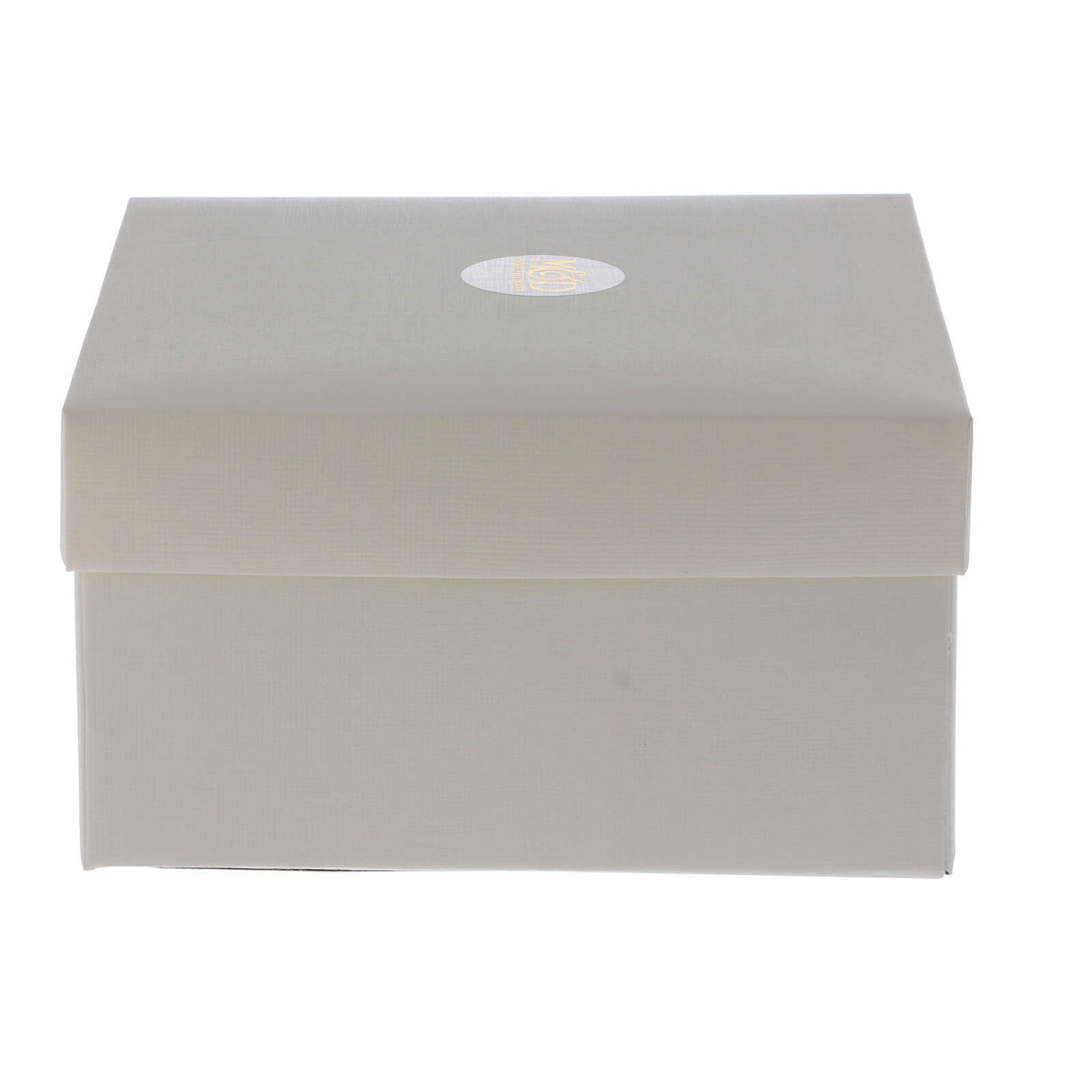 Recuerdo 50 aniversario lámina plata 17x17 cm 3