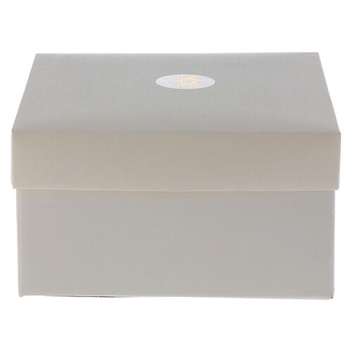 Bomboniera Cresima pietra di marmo e strass  4