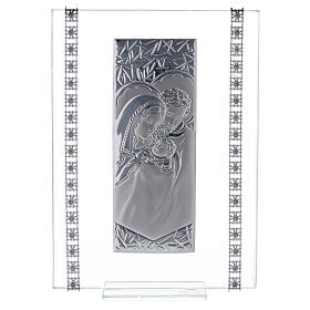 Glass picture wedding Holy Family s1