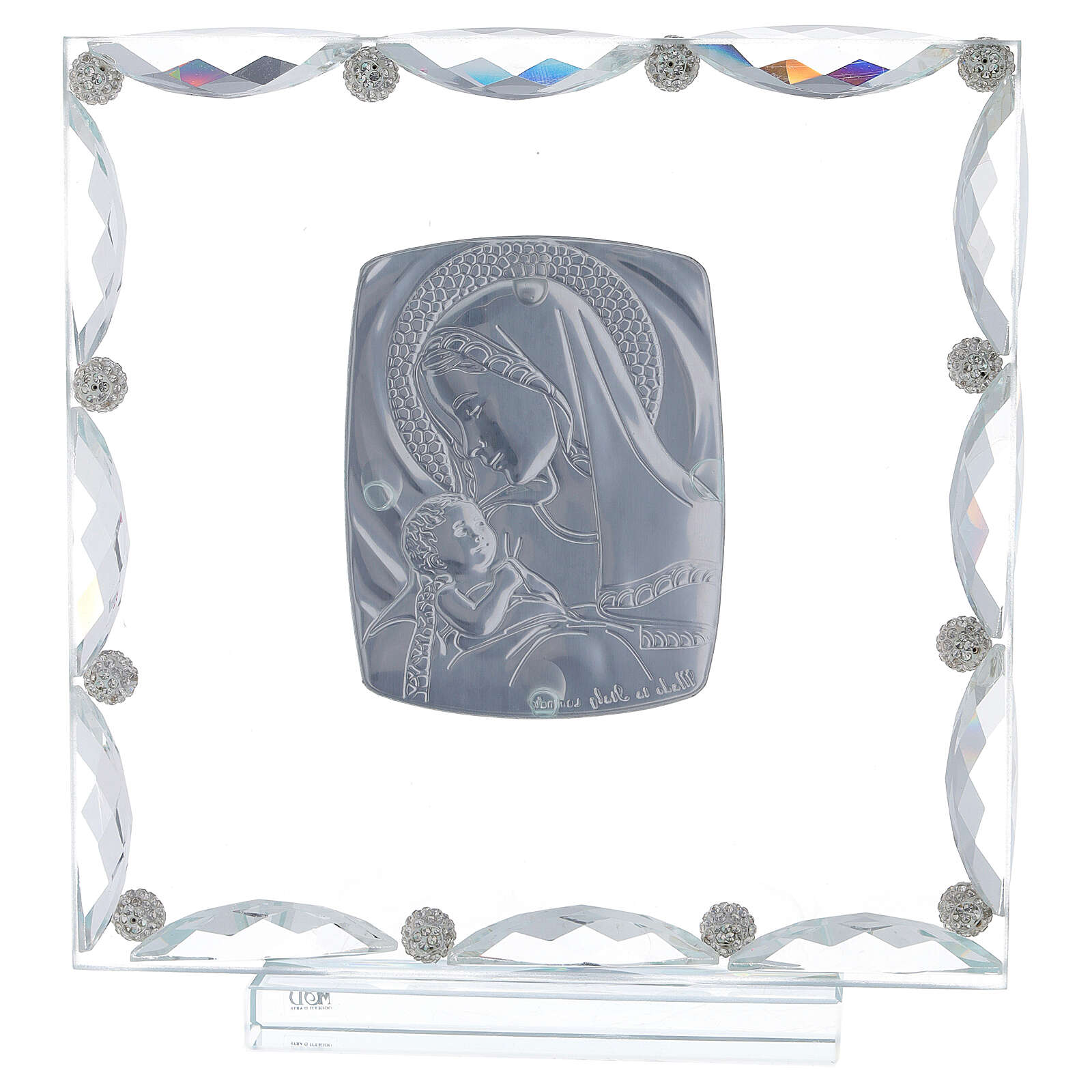 Picture glass and crystal maternity 3