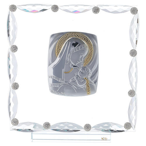 Picture glass and crystal maternity 1