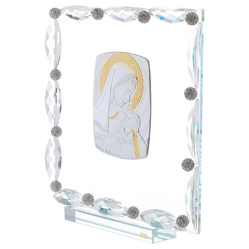 Picture glass and crystal maternity 2