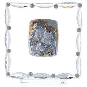 Quadretto per matrimonio Sacra Famiglia s1