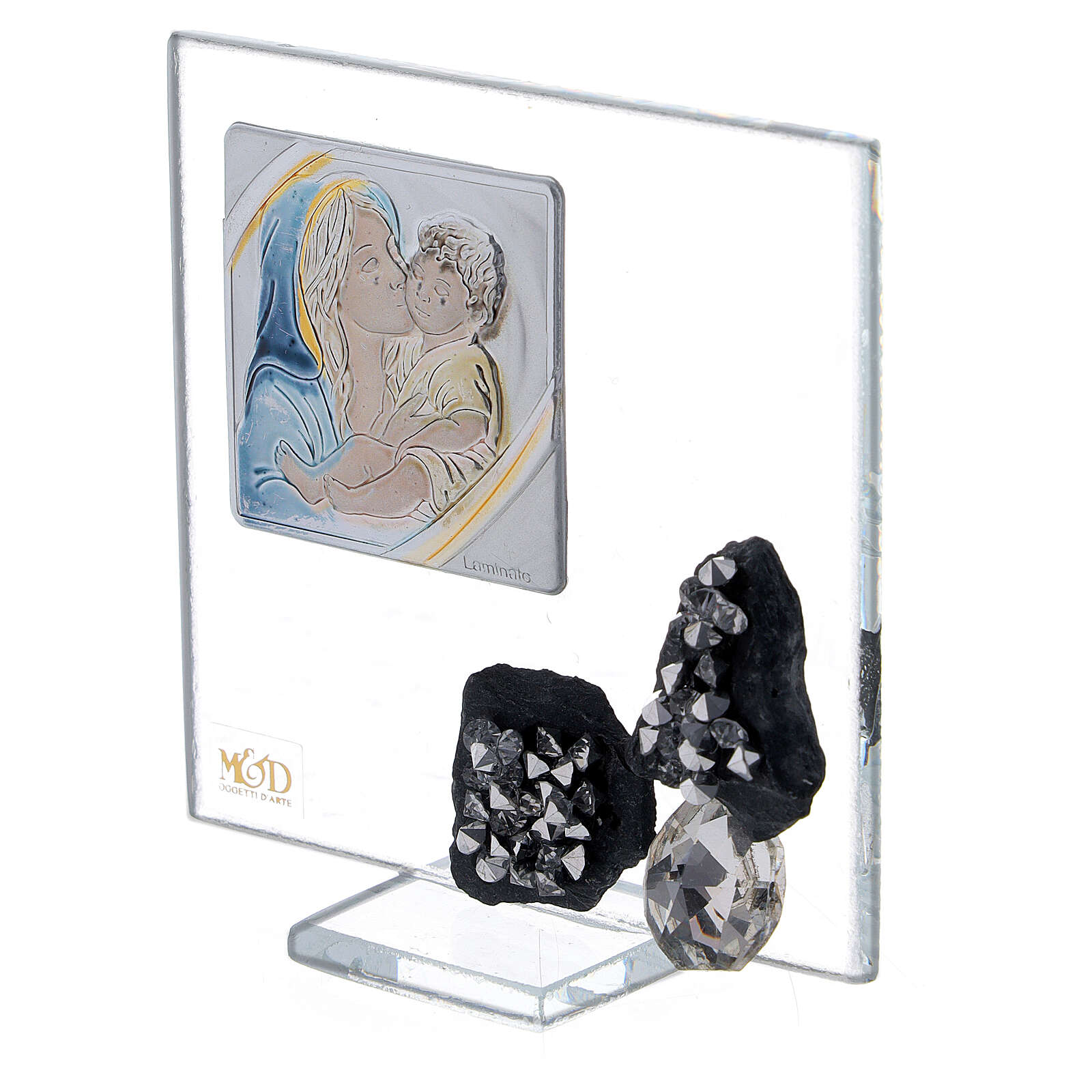 Picture favor for childbirth glass 3
