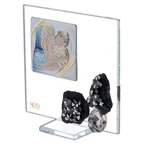 Picture favor for childbirth glass 2