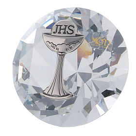 Bomboniera Comunione a forma di diamante  s1