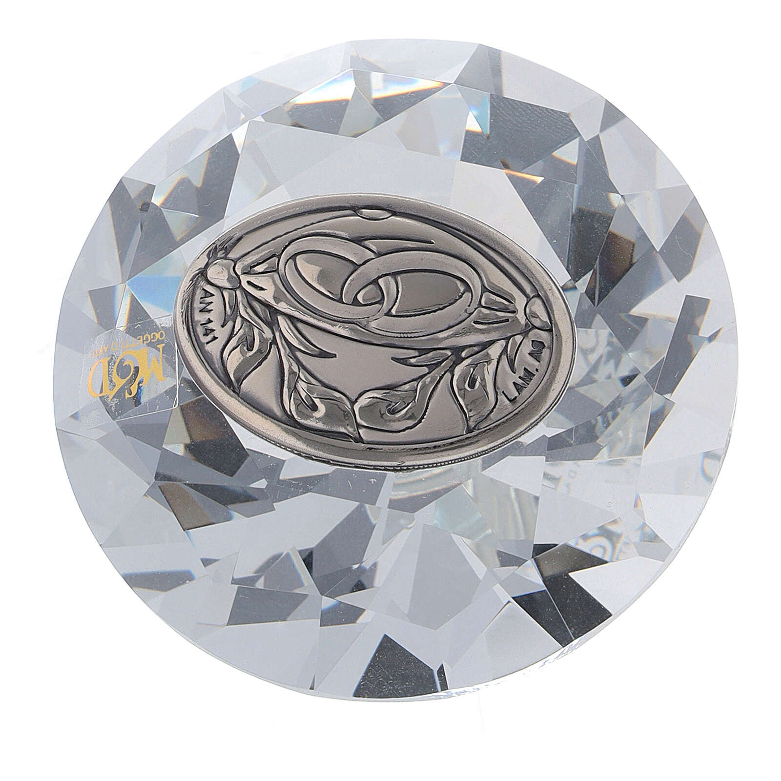 Diamond shaped favor for wedding 3