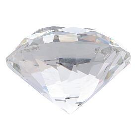 Diamante in vetro placca calice Comunione s5