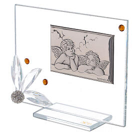 Baptism picture amber Swarovski s2