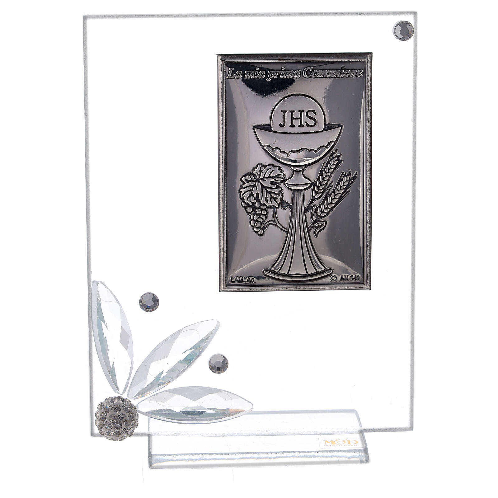 Glass picture Holy Communion favor 3