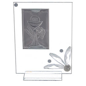 Glass picture Holy Communion favor s3