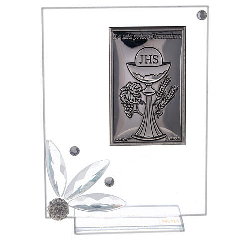 Glass picture Holy Communion favor 1