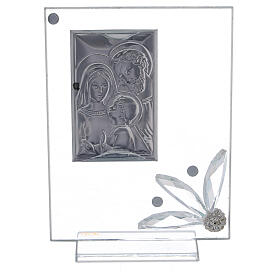Picture glass favor Holy Family s3