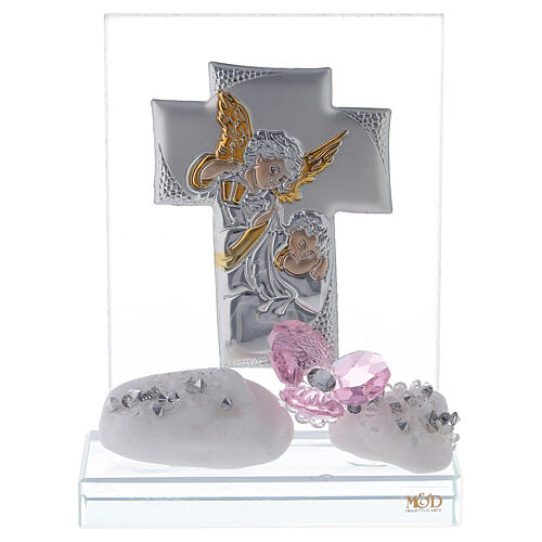 Picture girl's Baptism favor 1