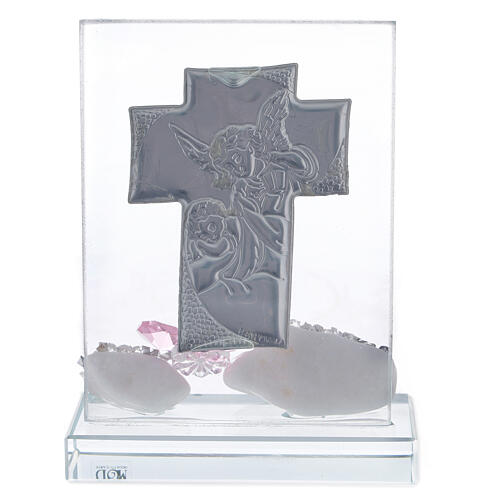 Picture girl's Baptism favor 3