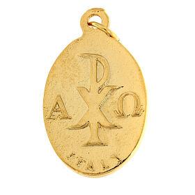 Médaille émaillée calice Communion s2